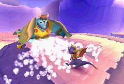 Spyro The Dragon 3 - Year Of The Dragon